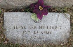 Jesse Lee Hilliard, Sr