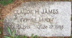 Claude H. James