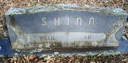 "Adam Anderson ""Ad"" Shinn"