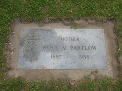 Rose Mary <I>LaFond</I> Partlow
