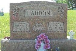 """Herman Thomas """"Whitey"""" Haddon"""