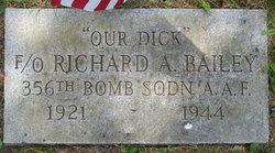 "FO Richard A ""Dick"" Bailey"