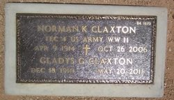 Gladys G. <I>Staael</I> Claxton