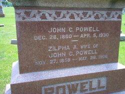 Zilpha A. Powell