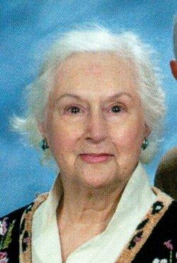 Joan S <I>Sterner</I> Curtis