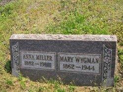 Anna <I>Wygman</I> Miller
