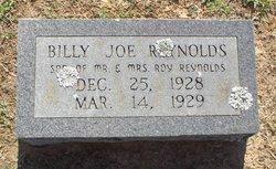 Billy Joe Reynolds
