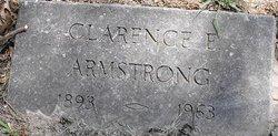 Clarence E Armstrong