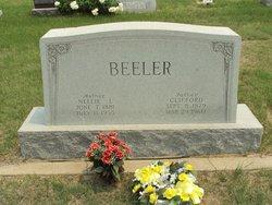 Nellie J. <I>Garey</I> Beeler