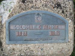 Solomon C Temple
