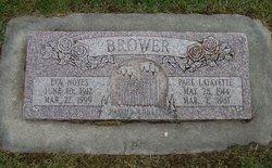 Eva <I>Noyes</I> Brower