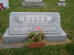 Anna Marie <I>Fluke</I> Baker