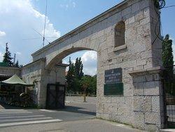 Farkasreti Cemetery