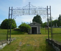 Old Depauville Cemetery