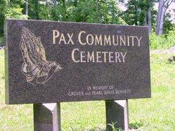 Pax Community Cemetery