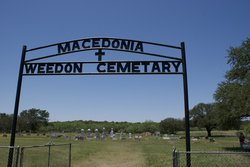 Macedonia Weedon Cemetery