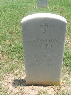 Cornelius S Smith