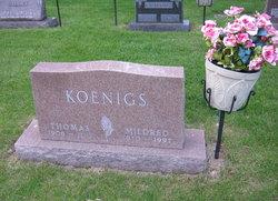 Mildred M. <I>Gilgenbach</I> Koenigs