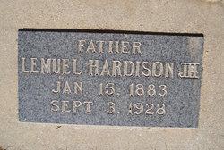 Lemuel Hardison Redd, III