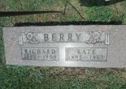 "Verlinda Green ""Kate"" <I>Hardin</I> Berry"