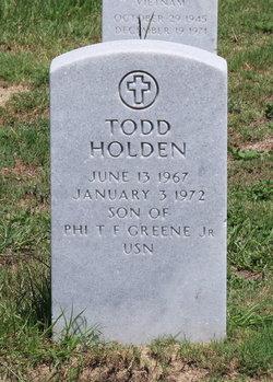 Todd Holden Greene