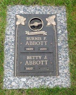 "Burnis Franklin ""Bill"" Abbott"