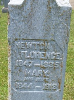 Mary <I>Harney</I> Florence