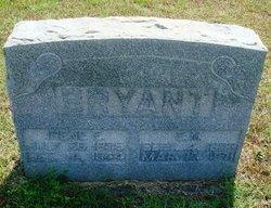 Irene <I>Evans</I> Bryant