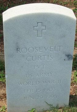 Roosevelt Curtis