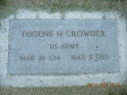 Eugene Crowder