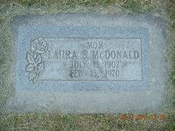 Laura Pearl <I>Stubbs</I> McDonald
