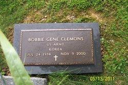 Bobby Gene Clemons