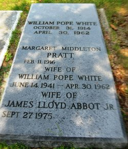 Margaret Middleton <I>Pratt</I> Abbot
