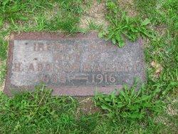 Irene Clara <I>Ropp</I> Hallett