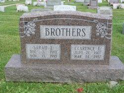 Sarah E. <I>Miller</I> Brothers