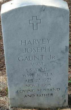 Harvey Joseph Gaunt, Jr