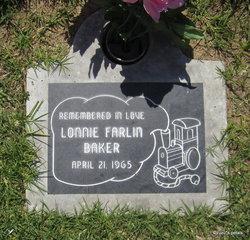 Lonnie Farlin Baker