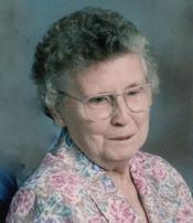 "Mildred R. ""Millie"" <I>Hacker</I> Charles"