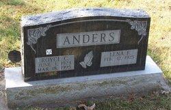 Lena Frances <I>Potter</I> Anders