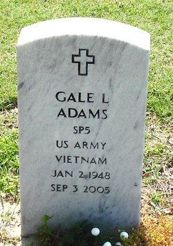 Gale Lee Adams