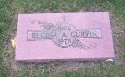Regina A. <I>Krebsbach</I> Gurvin