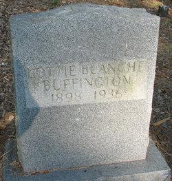Lottie Blanche Buffington