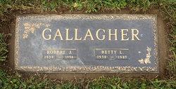 Betty Lou <I>Green</I> Gallagher