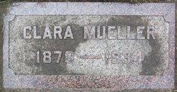 Clara <I>Jacquinet</I> Mueller