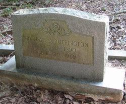 Beulah D. Buffington