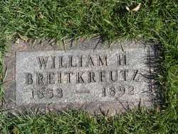 William H. Breitkreutz