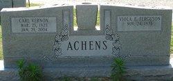 Carl Vernon Achens