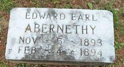 Edward Earl Abernethy