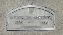 William Arthur Stowell
