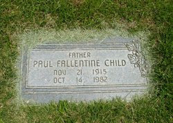 Paul Fallentine Child